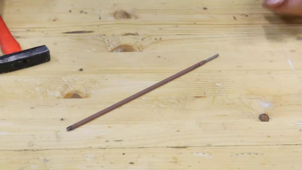 Scelta dell'elettrodo per saldare